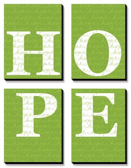 Green Hope-Avalisa-Canvas Art Set