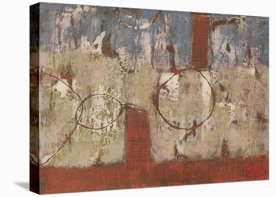 Halo-Zach Amir-Stretched Canvas