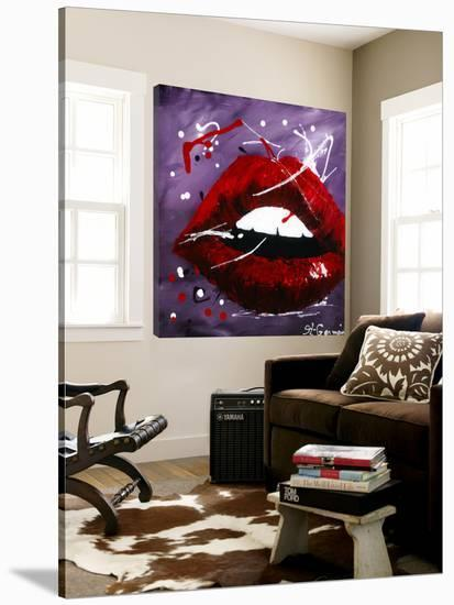 Happy-Carole St-Germain-Loft Art