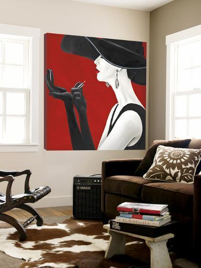 Haute Chapeau Rouge II-Marco Fabiano-Loft Art