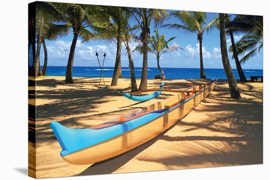 Hawaii Dreams IV--Stretched Canvas Print
