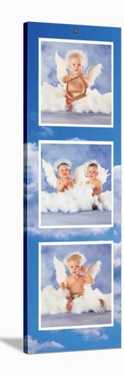 Heavenly Kids-Tom Arma-Stretched Canvas Print