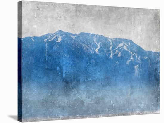 High Sierra II-Hope Bainbridge-Stretched Canvas Print