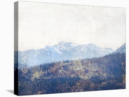 High Sierra IV-Hope Bainbridge-Stretched Canvas Print
