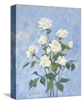 I Fiori I-Telander-Stretched Canvas
