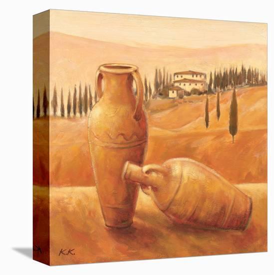 Idyllic Paradise-Karsten Kirchner-Stretched Canvas Print