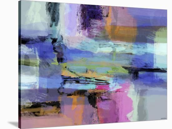 Illuminate III-Michael Tienhaara-Stretched Canvas Print