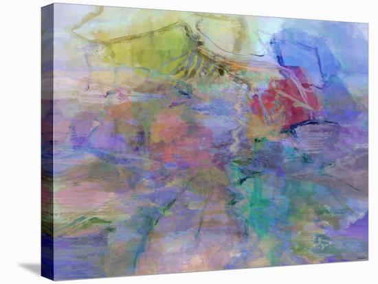Impressions IV-Michael Tienhaara-Stretched Canvas Print