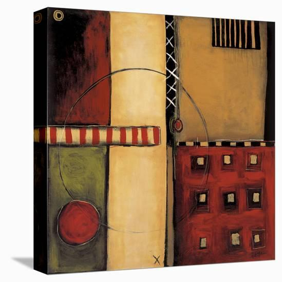 In Motion-Patrick St. Germain-Stretched Canvas Print