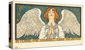In Terris Pax Hominibus Bonae Voluntatis Postcard-null-Premier Image Canvas