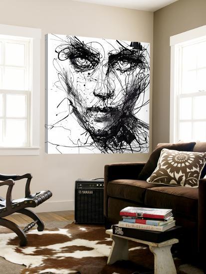 In Trouble, She Will-Agnes Cecile-Loft Art
