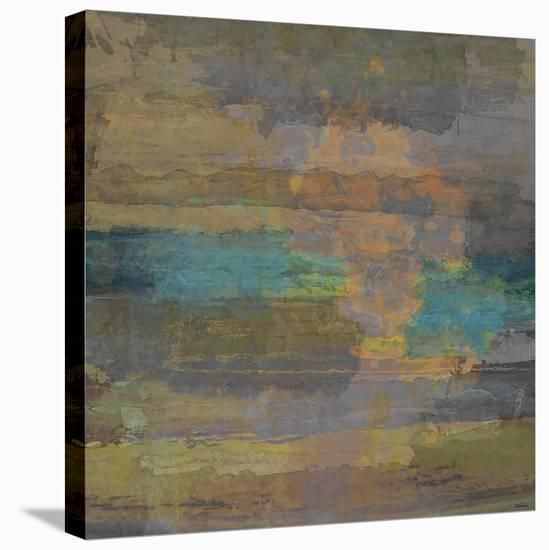 Inception IV-Michael Tienhaara-Stretched Canvas Print