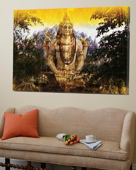 India Buddha-Daniel Stanford-Loft Art