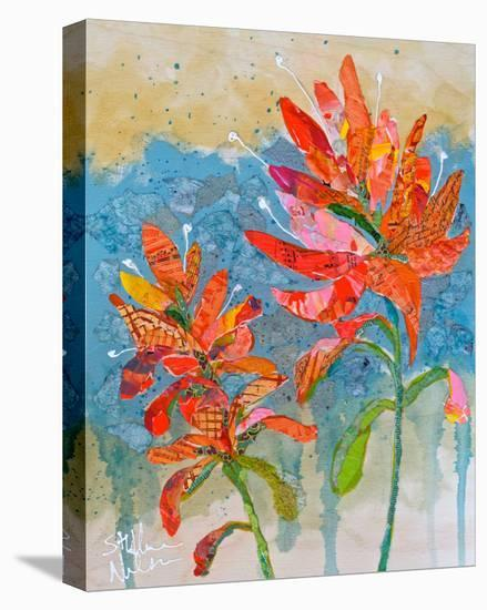Indian Paintbrush II--Stretched Canvas Print