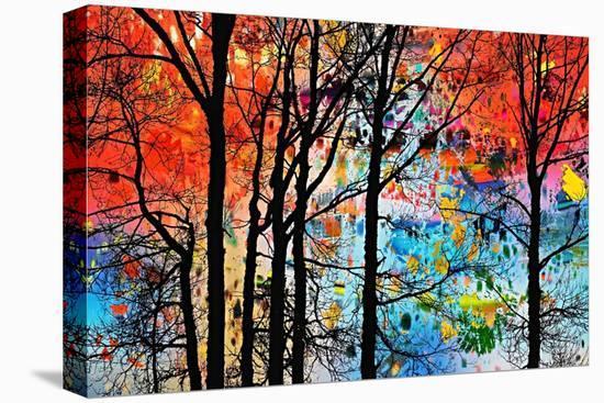 Infancy-Ursula Abresch-Stretched Canvas Print