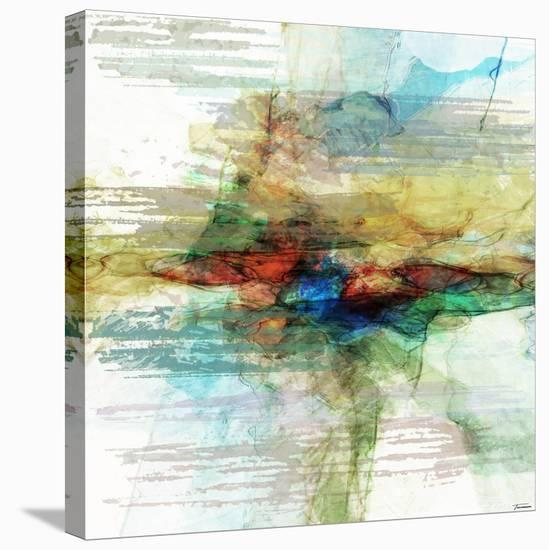 Inspiration IV-Michael Tienhaara-Stretched Canvas Print