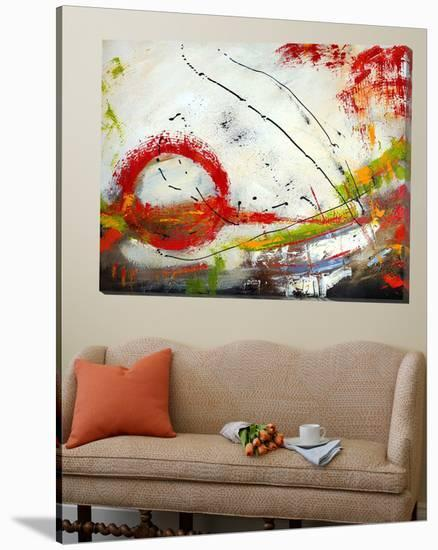 Intense-Carole St-Germain-Loft Art