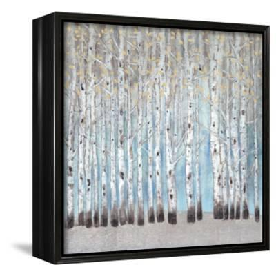 Into the Forest I--Framed Canvas Print