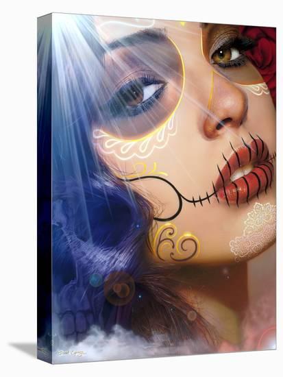 Into the Light-Daniel Esparza-Stretched Canvas Print