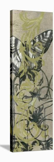 Iron Butterfly I-Jennifer Goldberger-Stretched Canvas Print