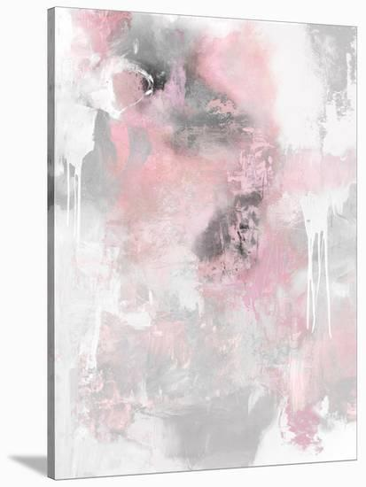 Irresistible Blush I--Stretched Canvas Print