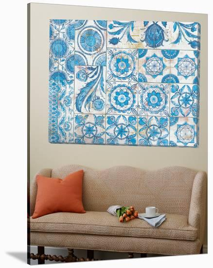 Istanbul Tiles-Kathrine Lovell-Loft Art