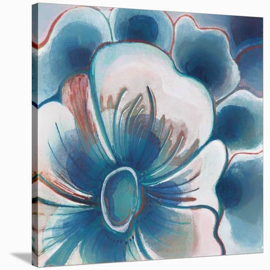 Iteration-Sue Damen-Stretched Canvas Print