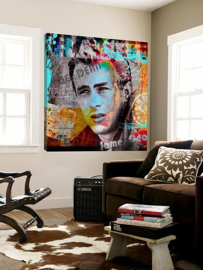 James Dean-Micha-Loft Art