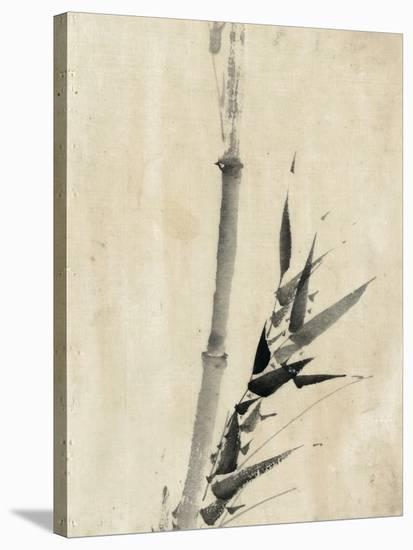 Japan: Bamboo, C1830-1850-Katsushika Hokusai-Stretched Canvas Print