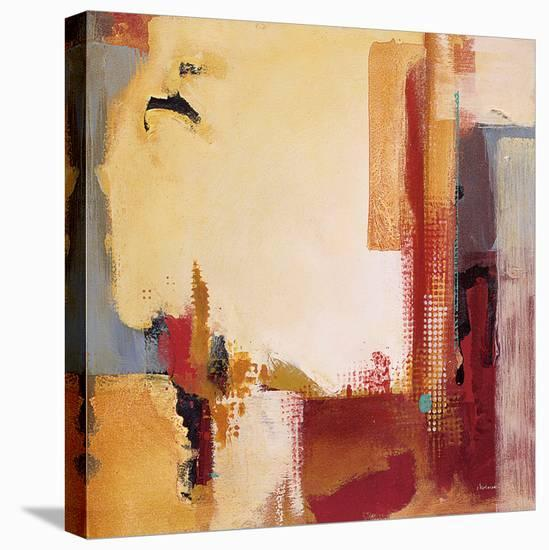 Jazz Notes II-Noah Li-Leger-Stretched Canvas Print