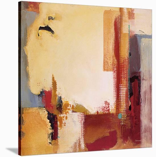 Jazz Notes II-Noah Li-Leger-Stretched Canvas Print