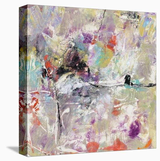 Jostle II-Tim OToole-Stretched Canvas Print