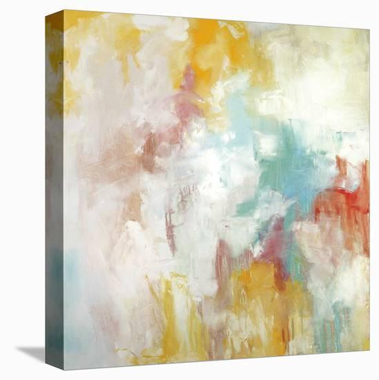 Joyous-Jacqueline Ellens-Stretched Canvas Print