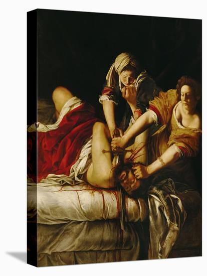 Judith and Holofernes, Around 1620-Artemisia Gentileschi-Premier Image Canvas
