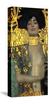 Judith with the Head of Holofernes, 1901-Gustav Klimt-Premier Image Canvas