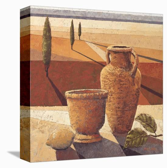 Just for Now!-Karsten Kirchner-Stretched Canvas Print