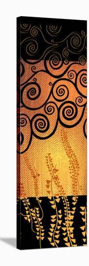 Klimt Dily Dali-Michael Timmons-Stretched Canvas Print