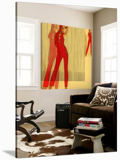 Kristine in Red-NaxArt-Loft Art