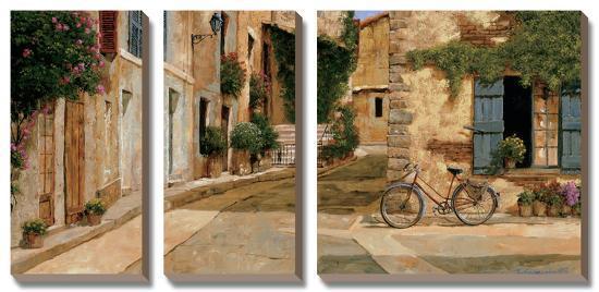 La Livraison-Gilles Archambault-Canvas Art Set