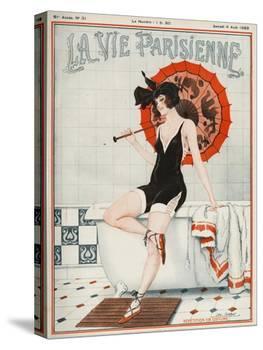 La vie Parisienne, Leo Fontan, 1923, France-null-Premier Image Canvas