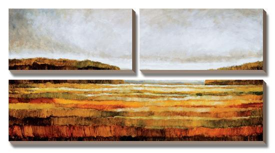 Latest Fall-Zenon Burdy-Stretched Canvas