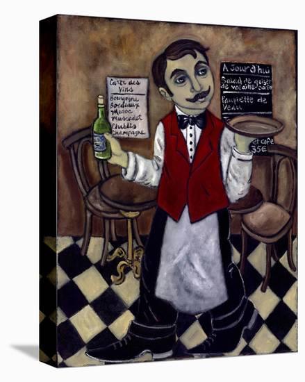 Le Vin Superieur--Stretched Canvas Print