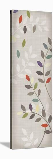 Leaflets I-Tandi Venter-Stretched Canvas Print