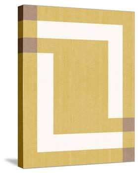 Leipzig - Golden-Maja Gunnarsdottir-Stretched Canvas