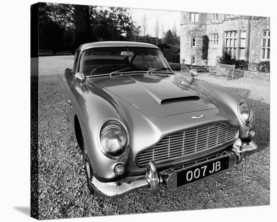 License To Thrill-The Chelsea Collection-Stretched Canvas Print