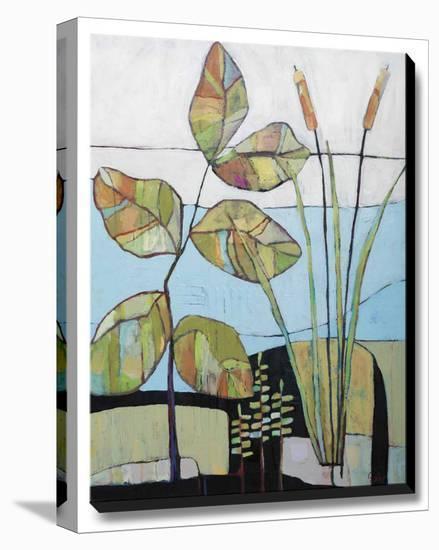 Life Emits A Fragrance-Staci Britt-Stretched Canvas Print