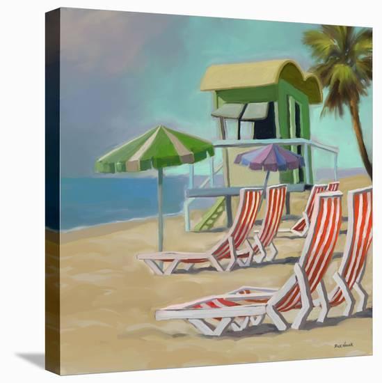 Life Tower 01-Rick Novak-Stretched Canvas Print