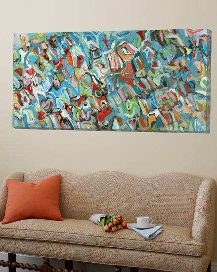 Lignes 2-Diane Lambin-Loft Art