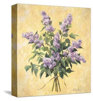 Lilac Season I-Telander-Stretched Canvas