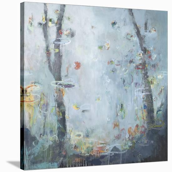 Liquid Garden-Noah Desmond-Stretched Canvas Print